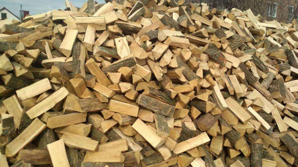 Твердопаливні дрова і торф'яні брикети з доставкою у Рожище й Рожищенський район